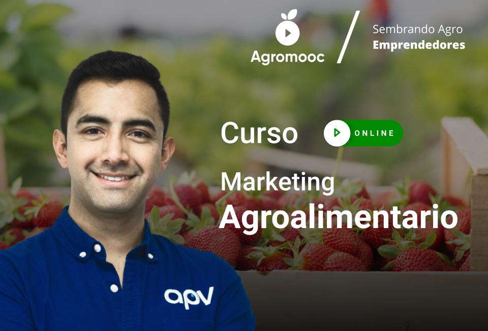 Curso de Marketing agroalimentario en Agromooc