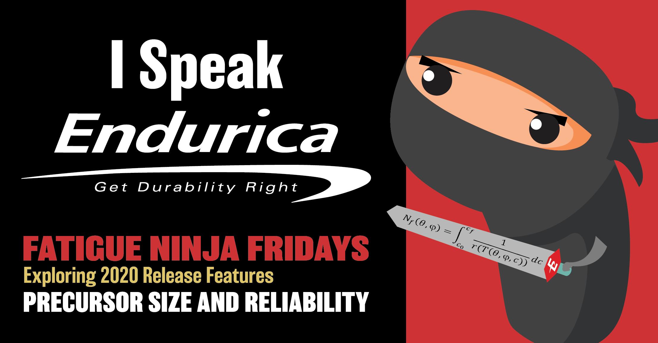Fatigue Ninja Friday #1