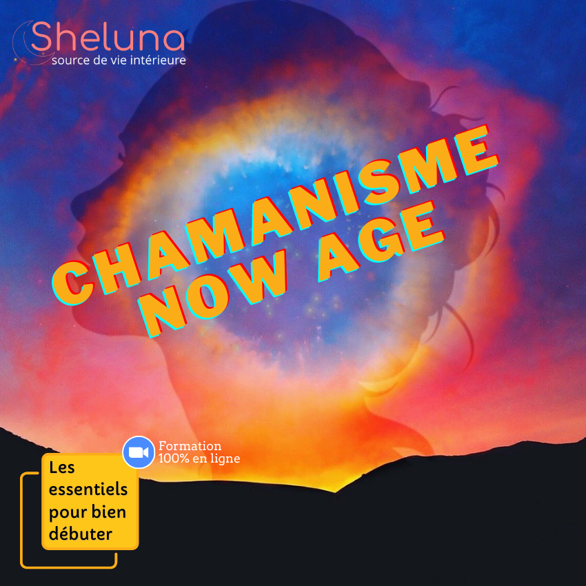 Sheluna Intuition Academy - Chamanisme Now Age pour débutant