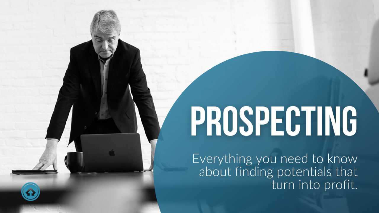Level 3 members have access to Mark's popular Prospecting Video Library, which covers everything you need to know about finding potentials that turn into profit.
