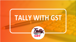 Tally with GST