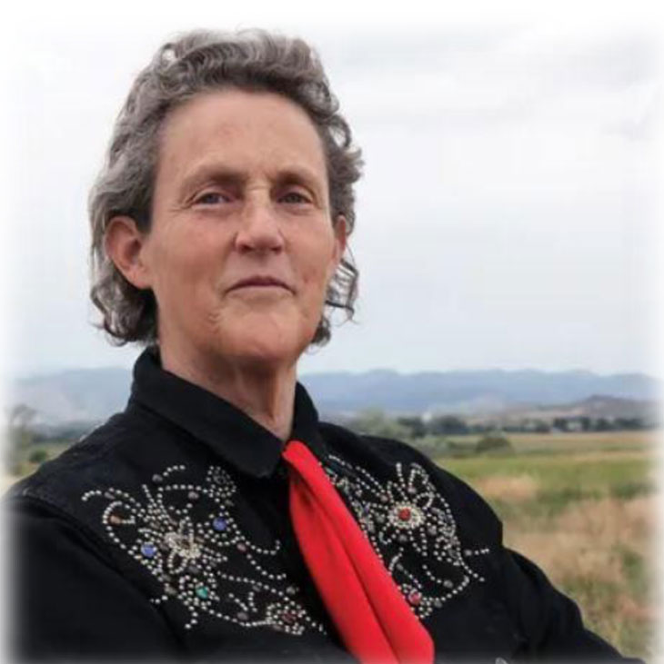 picture of Temple Grandin
