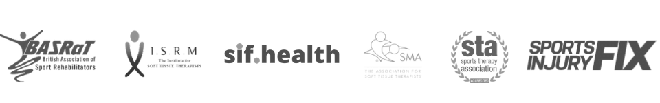 Association and partner logos