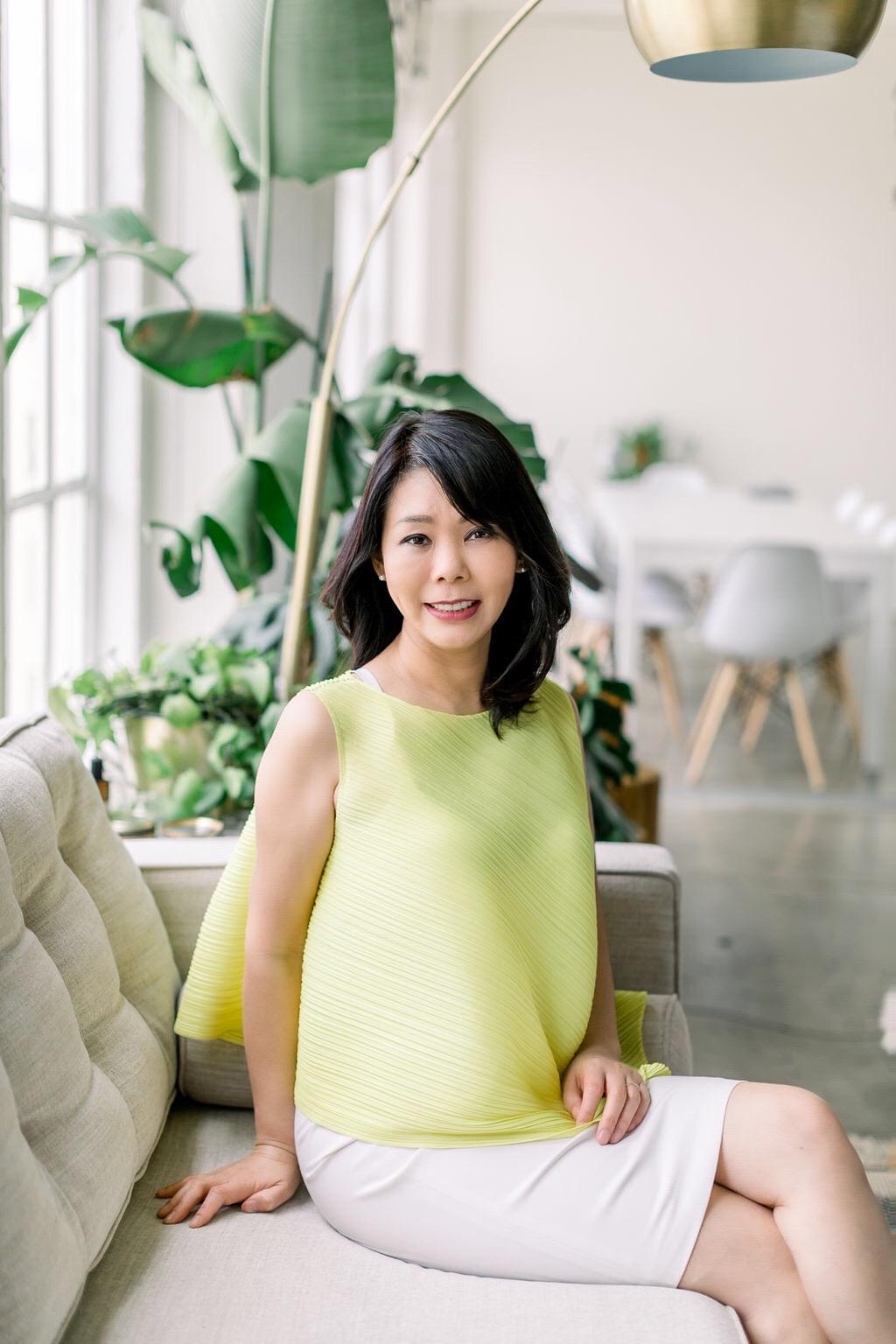 国際起業家 イゲット千恵子