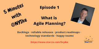 What is Agile Planning