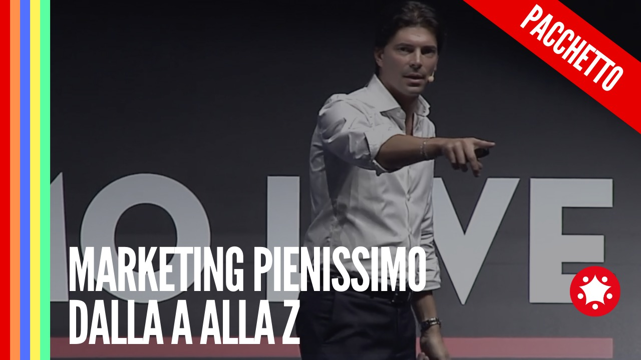 Marketing Pienissimo dalla A alla Z