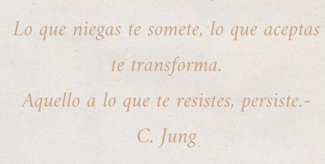 Biotiful, conocerse, frases, Jung, autenticidad, psicología, curso online