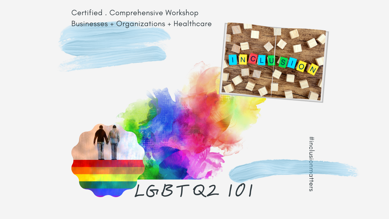 LGBTQ2 101