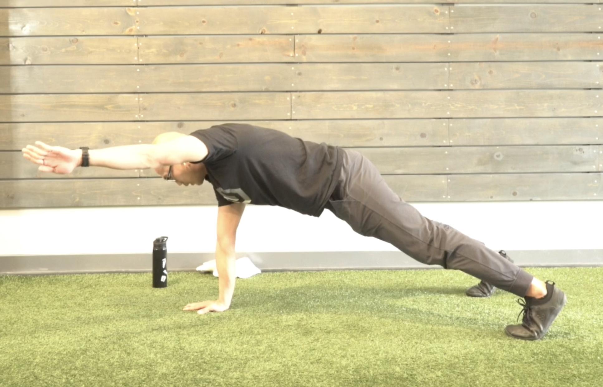 Kinstretch Shoulder External Rotation