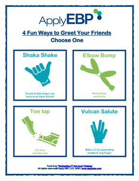 4 Fun Ways to Greet Friends