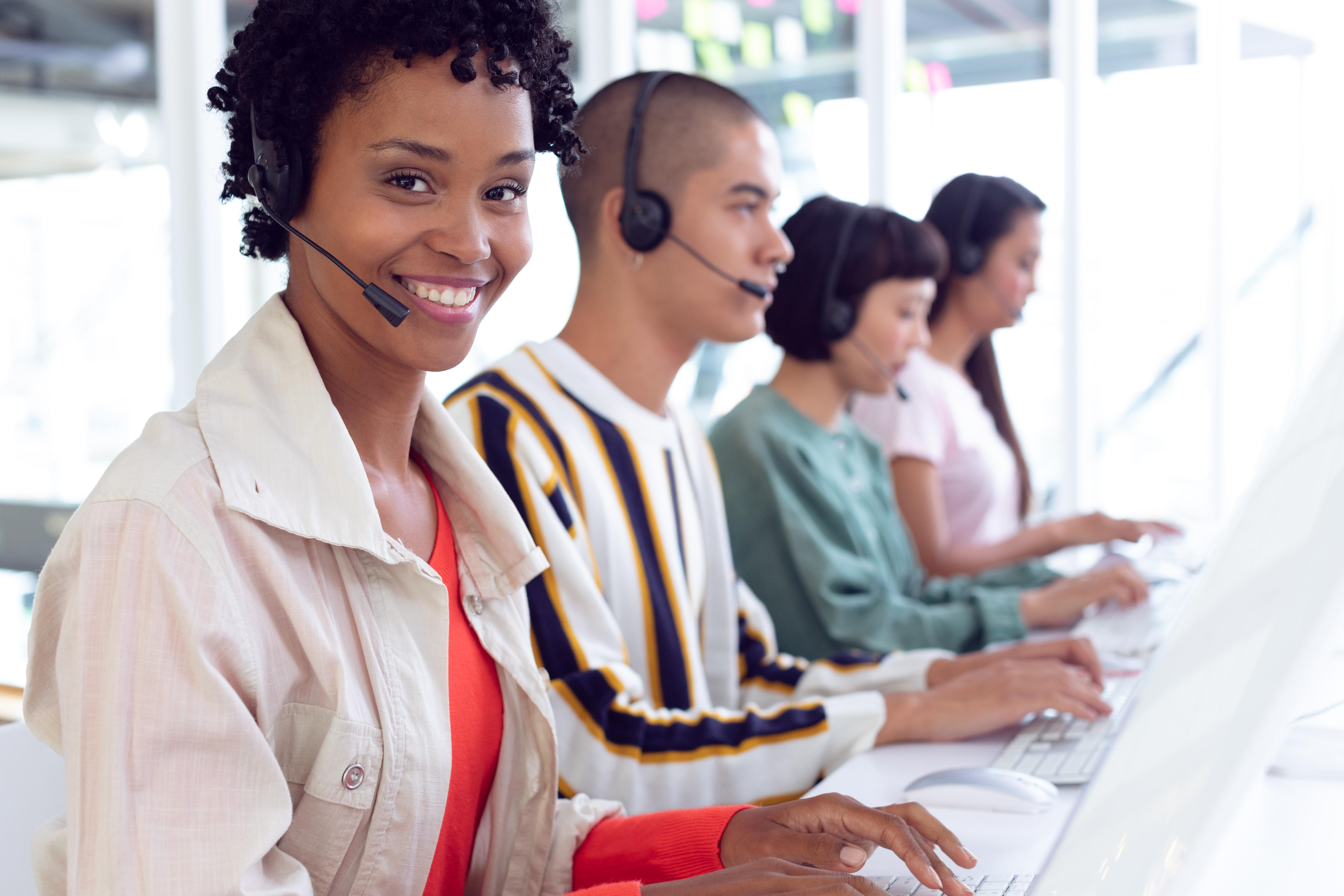 Recursos Humanos, servicio al cliente, admisiones