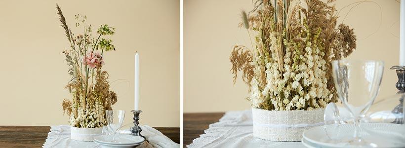 Tørrede og friske blomster blomsterkursus