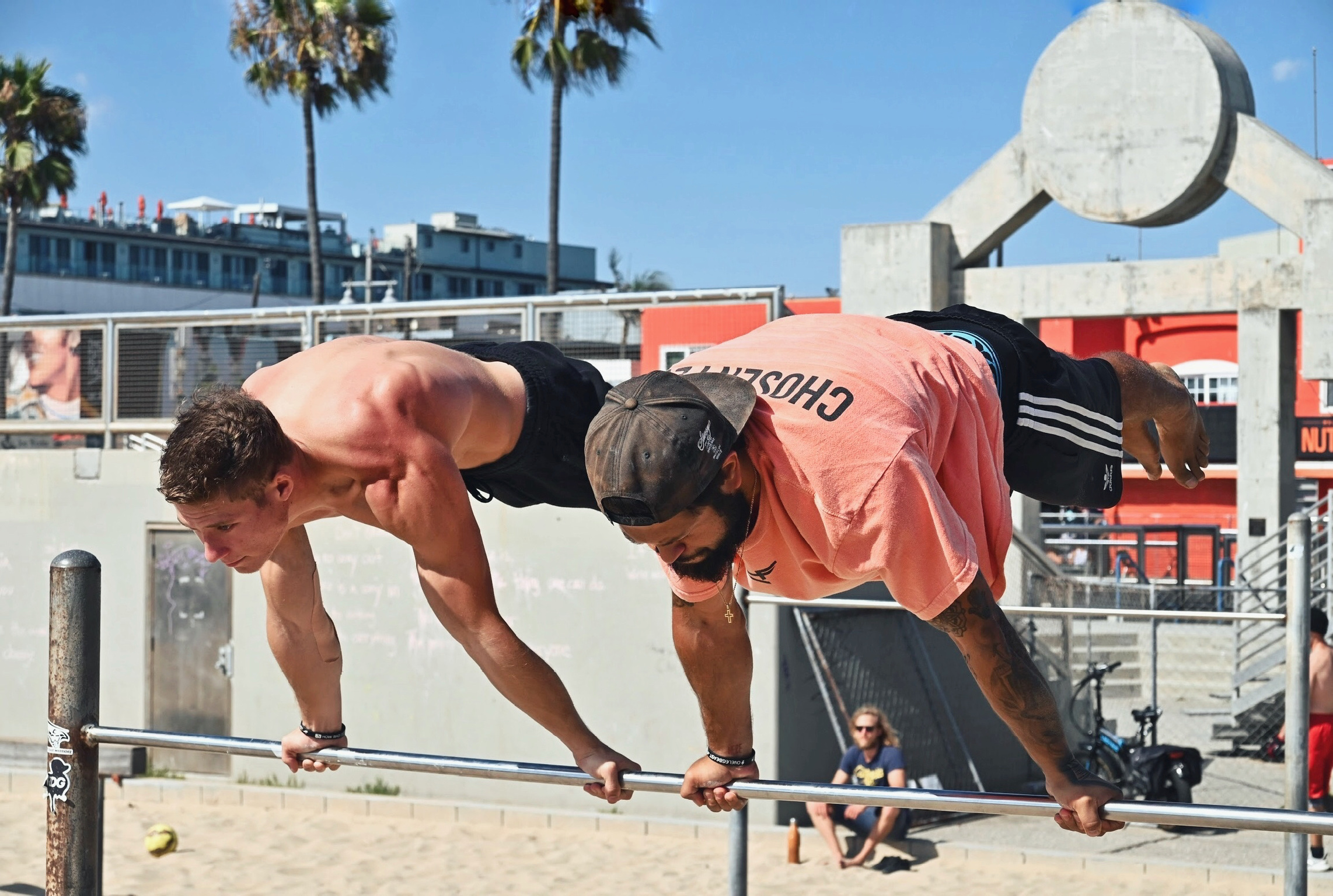 The Planche Master Class