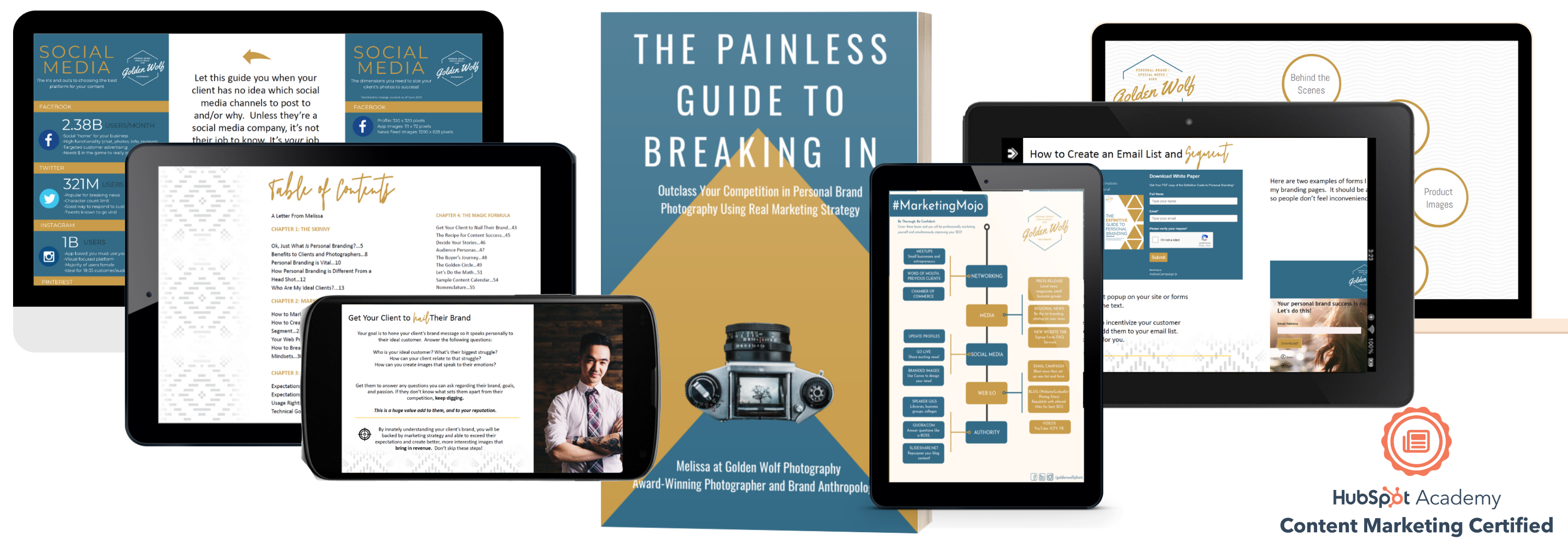 painless guide to breaking in