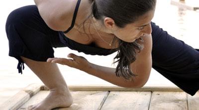 Berivan Aslan Sungur Yin Yoga