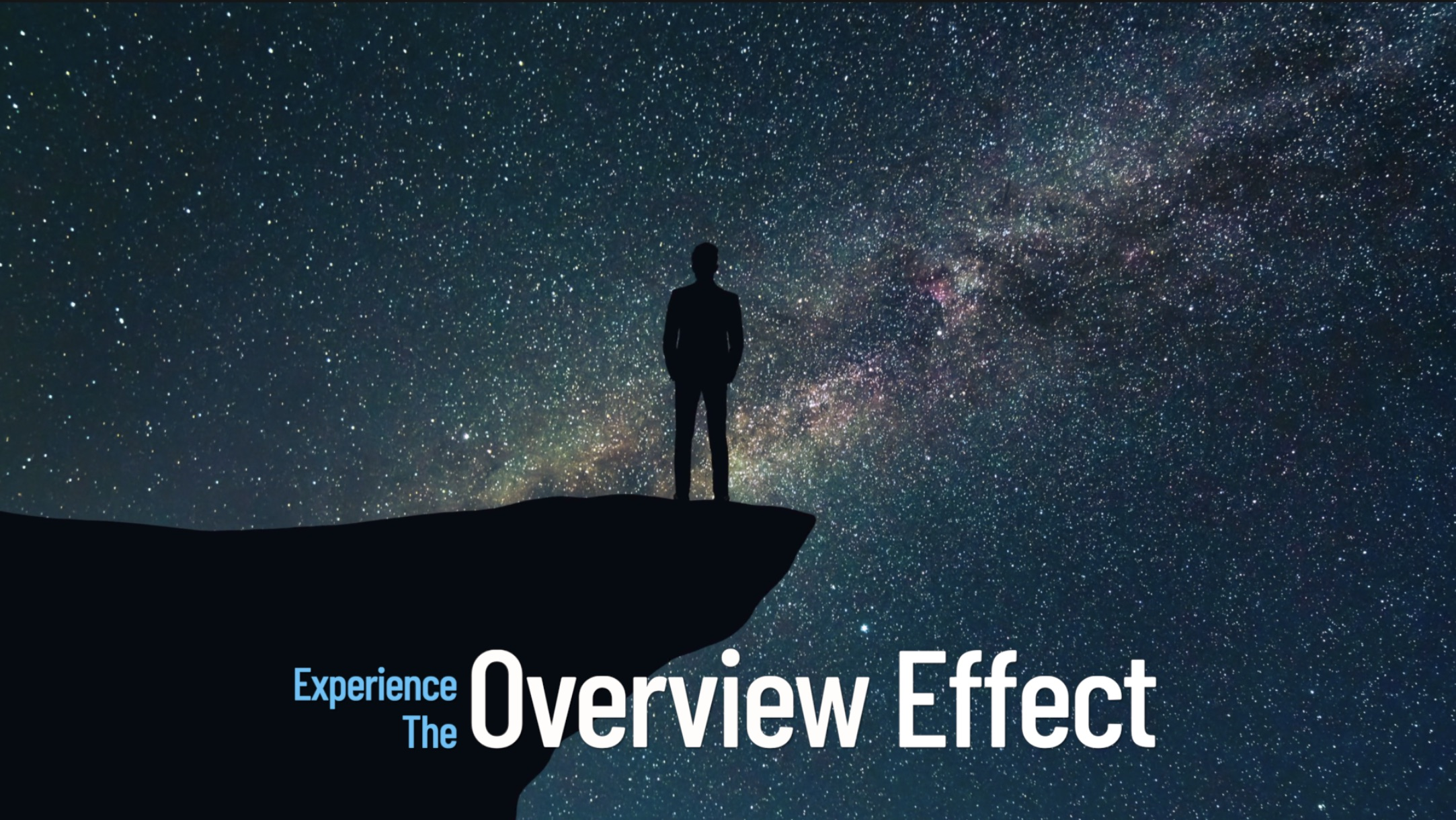 Experience the Overview Effect