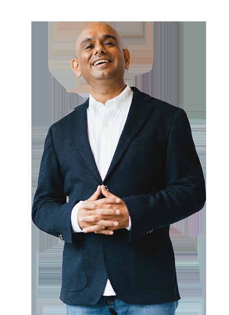 StartupX Lead Coach - Karthik Siva