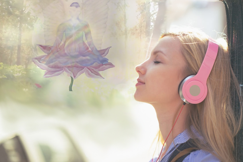 Audios meditation