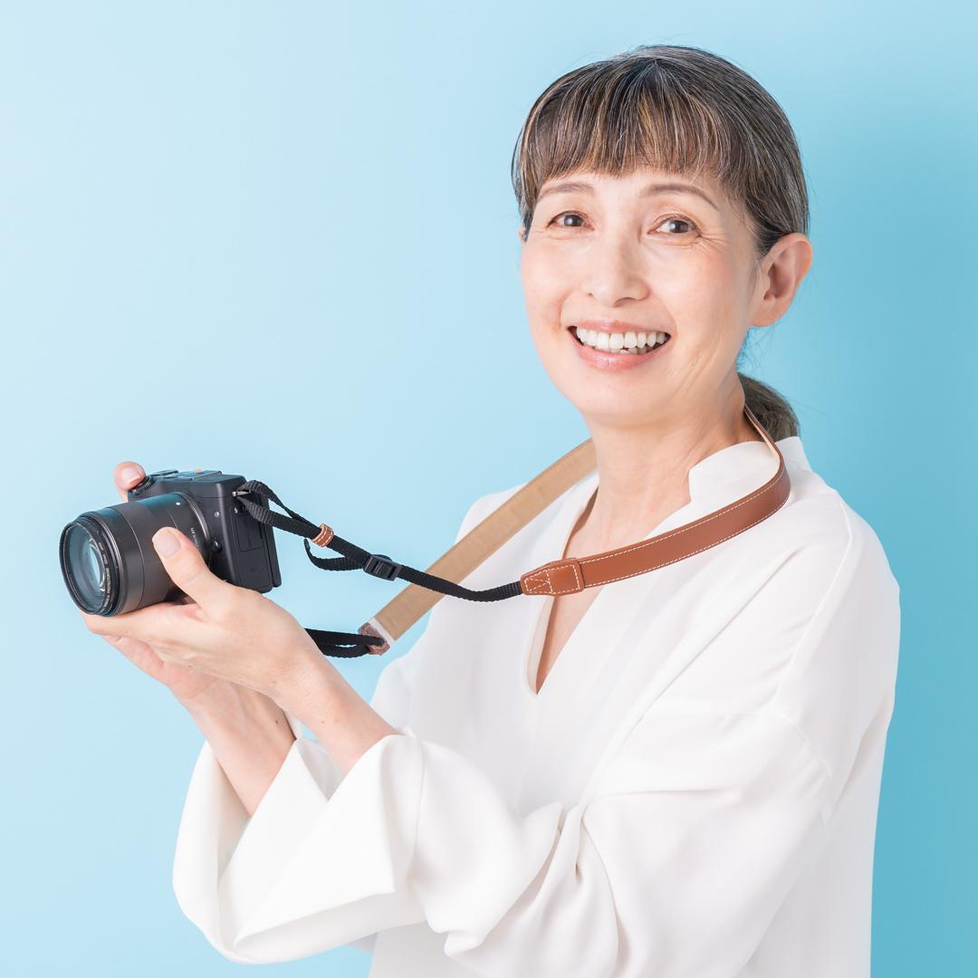 オンラインスクールでカメラ操作方法と写真勉強