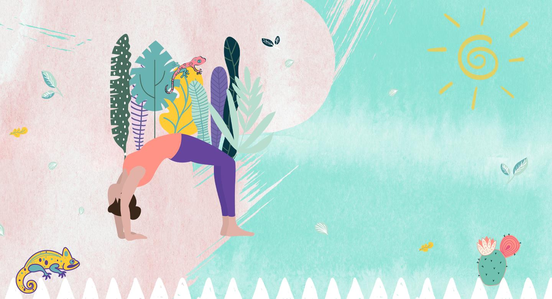 Yoga meets Ayurveda with Ariadna Castorena