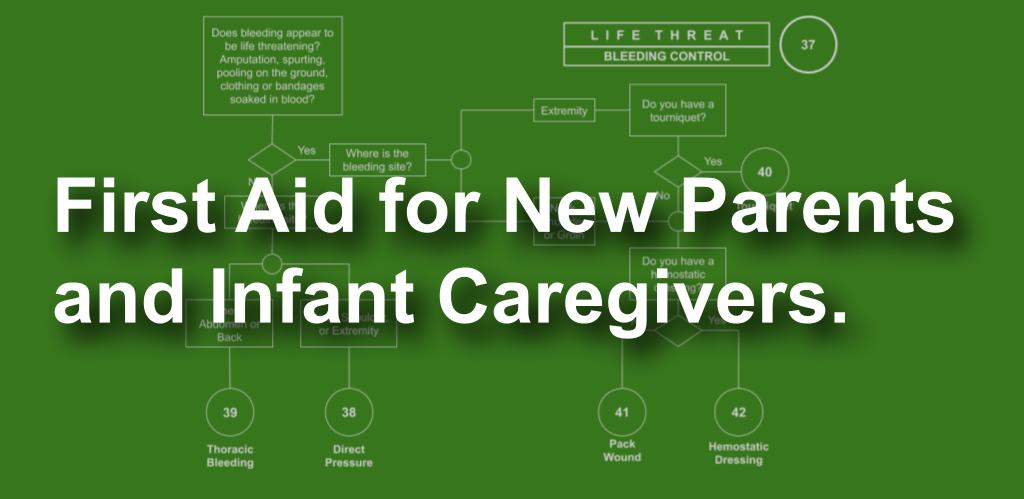 First Aid for New Parents and Infant Caregivers