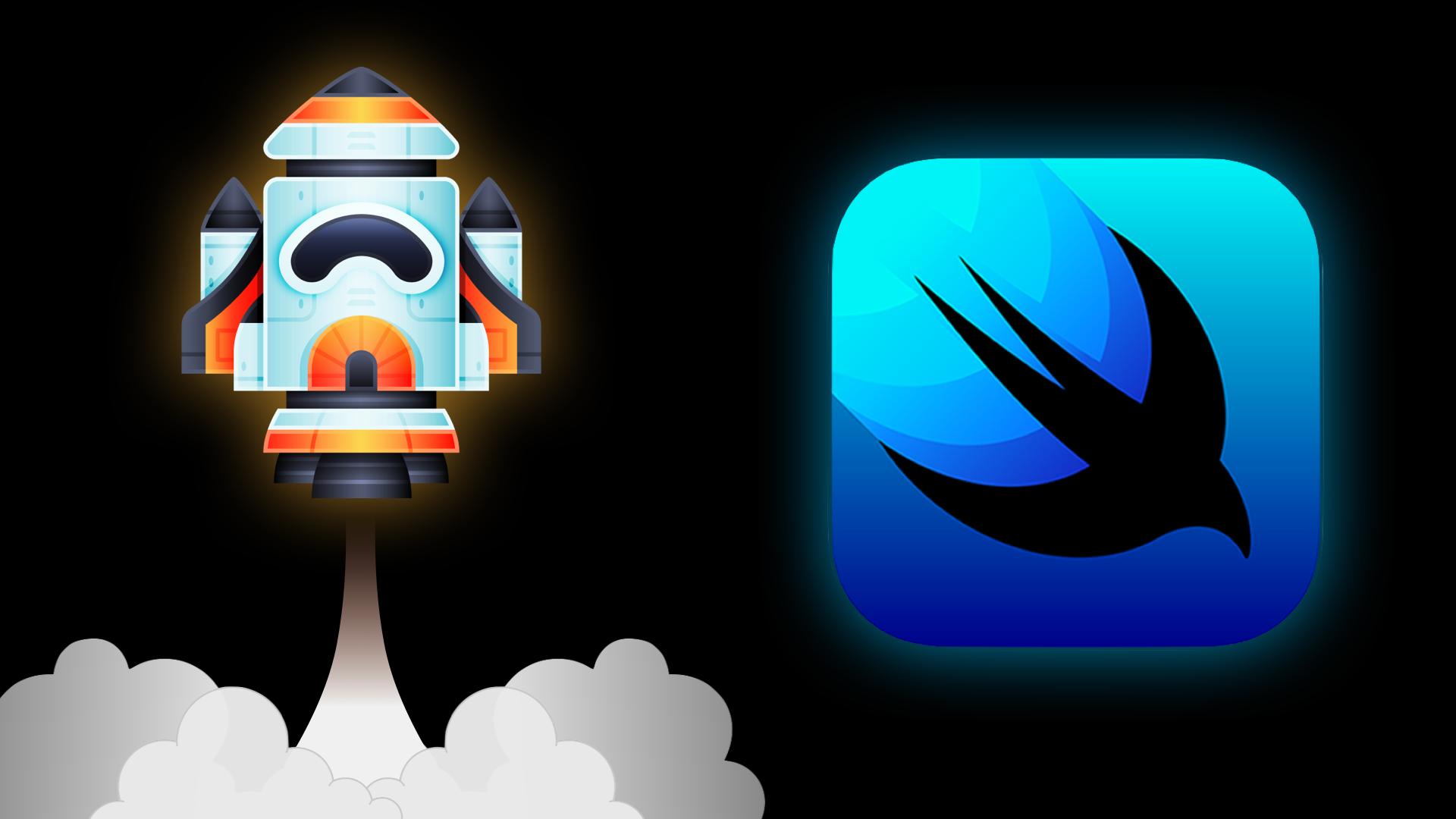 iOS Dev Launchpad & SwiftUI Logo