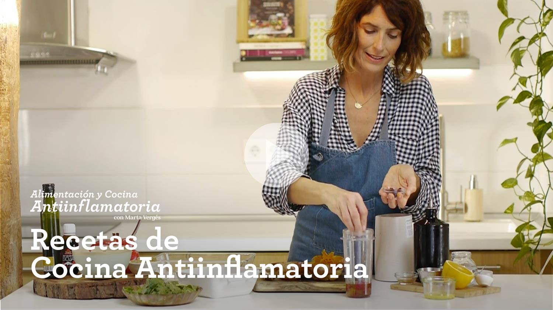 Recetas de dieta antiinflamatoria