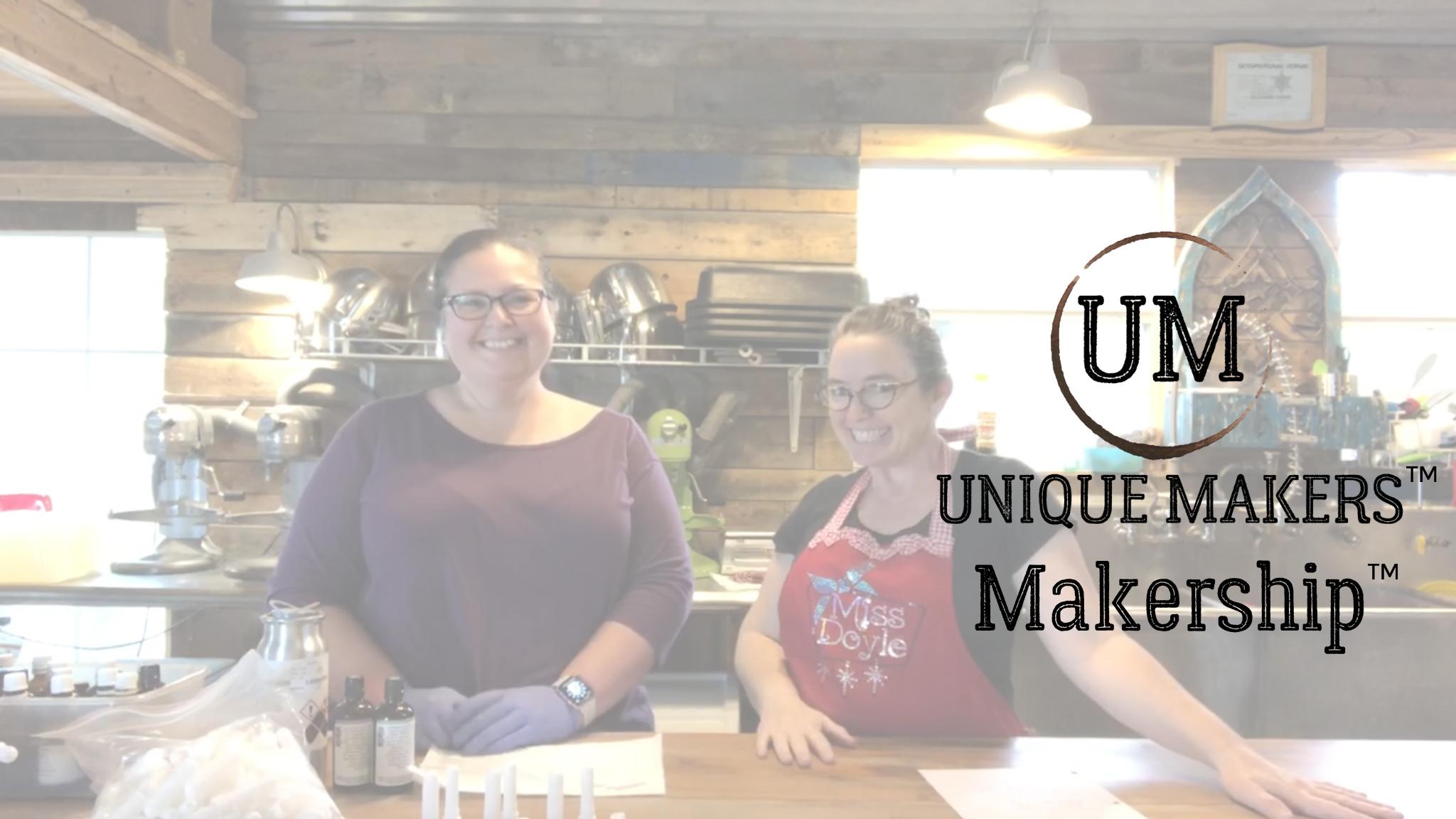 unique makers banner teachable