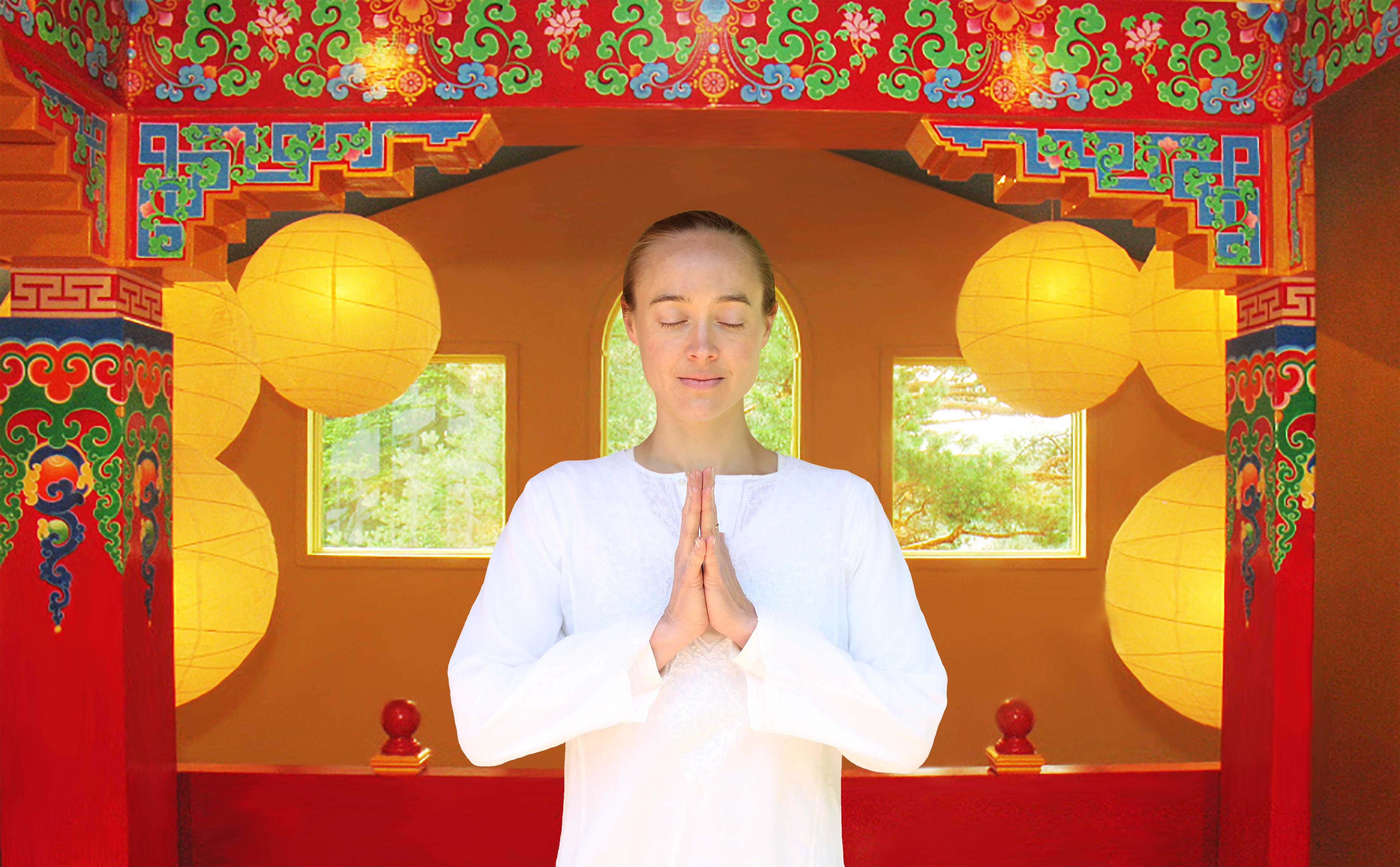 meditation, prayer, new year, celebration, tibet