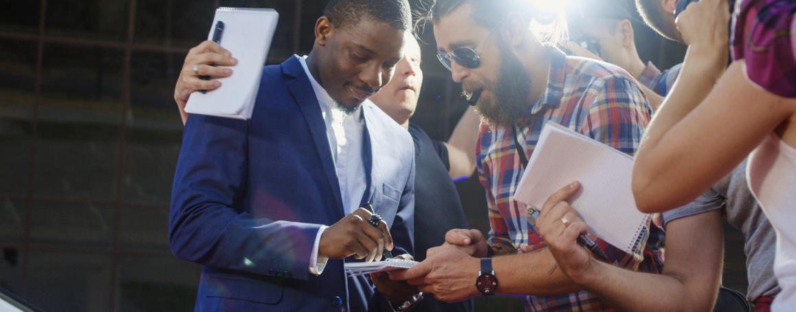Signature Autograph