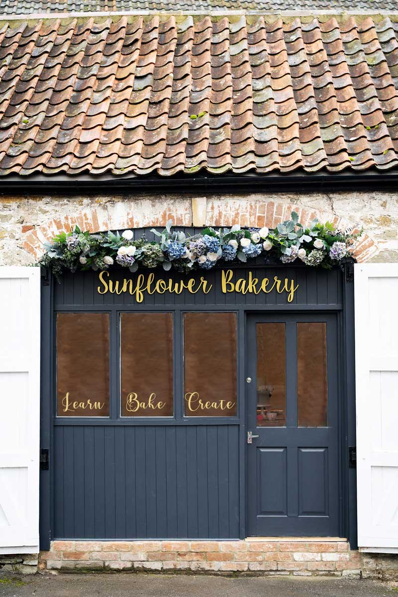 Sunflower Bakery Online