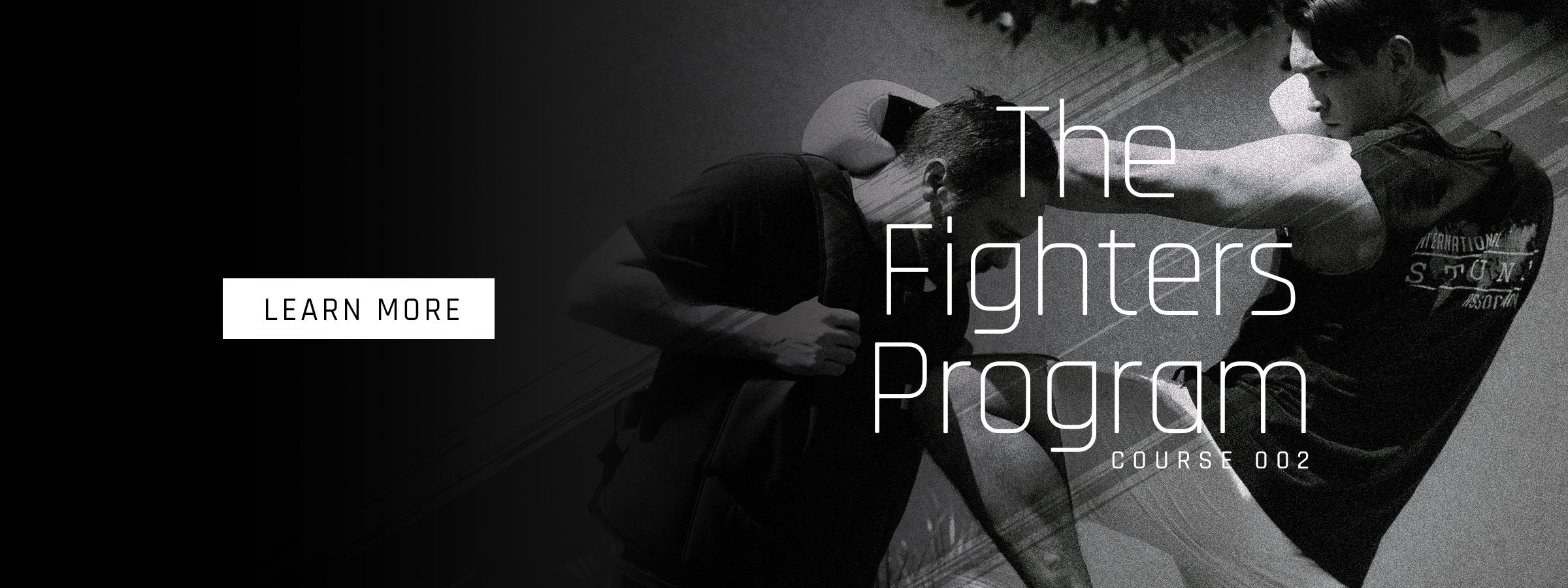 The Fighters Program with Osu Gym, Noah Fleder and Jon Alegria