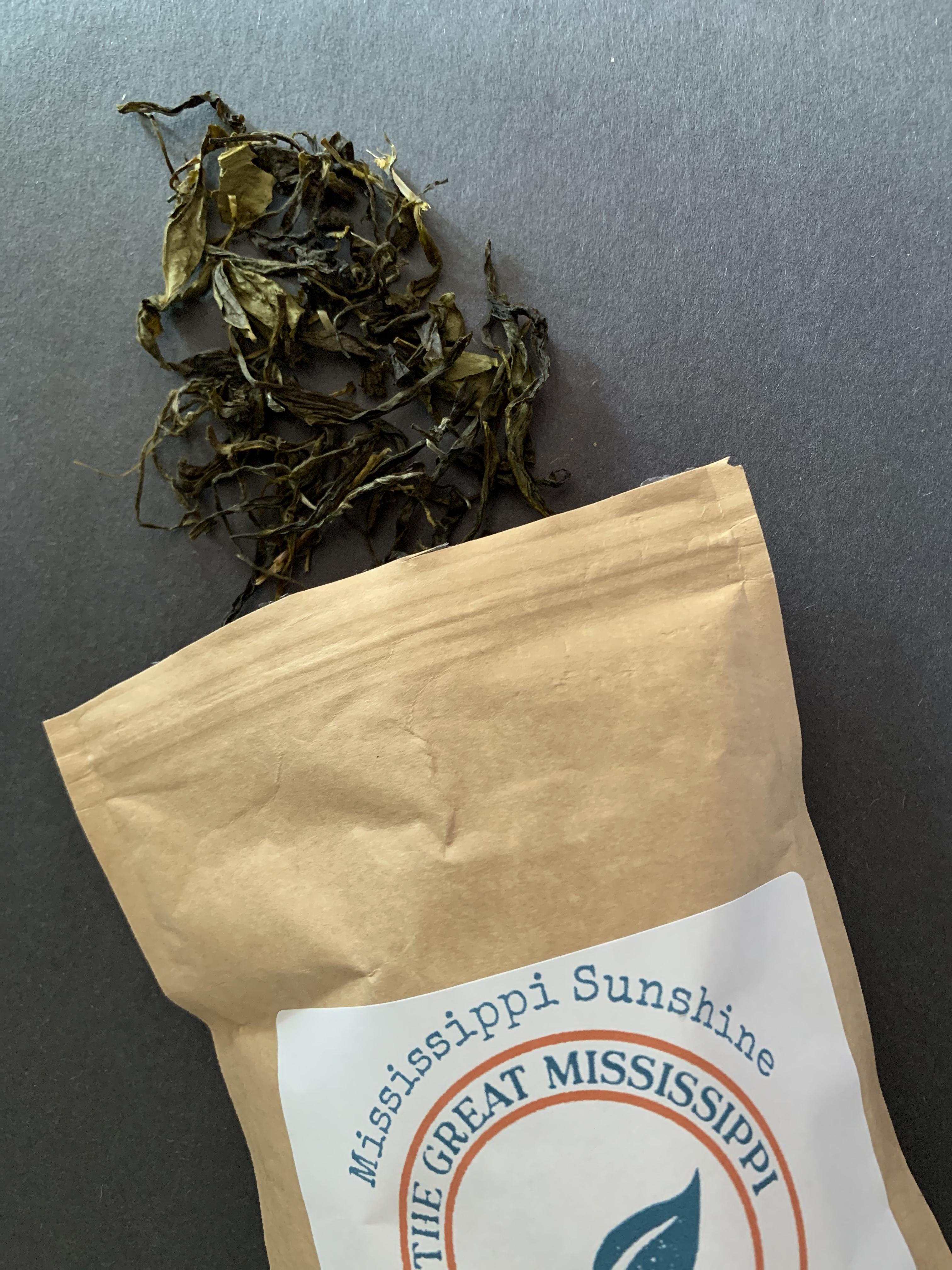 Mississppi Sunshine Tea