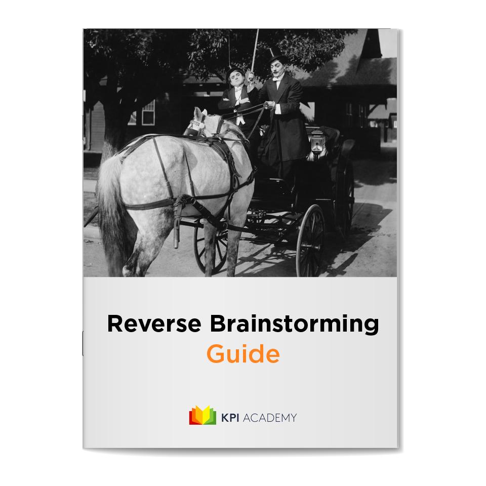 reverse brainstorming guide