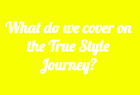 True Style Journey with Leesa Whisker - what do I get?