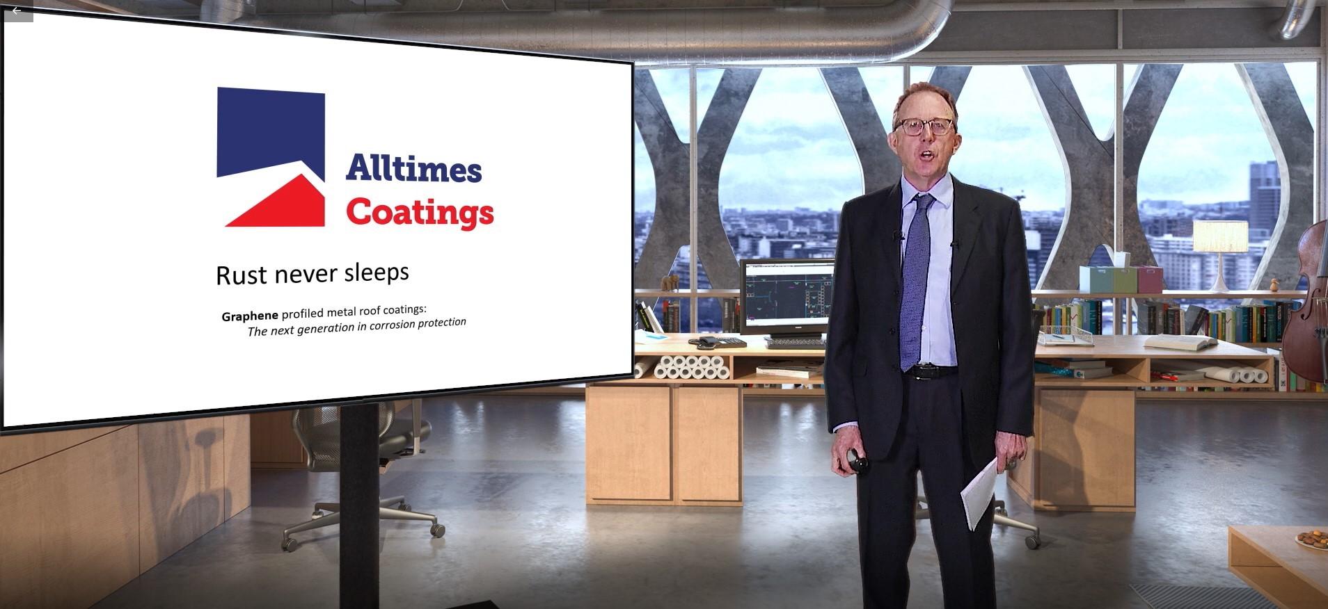 Nigel Alltimes Coatings