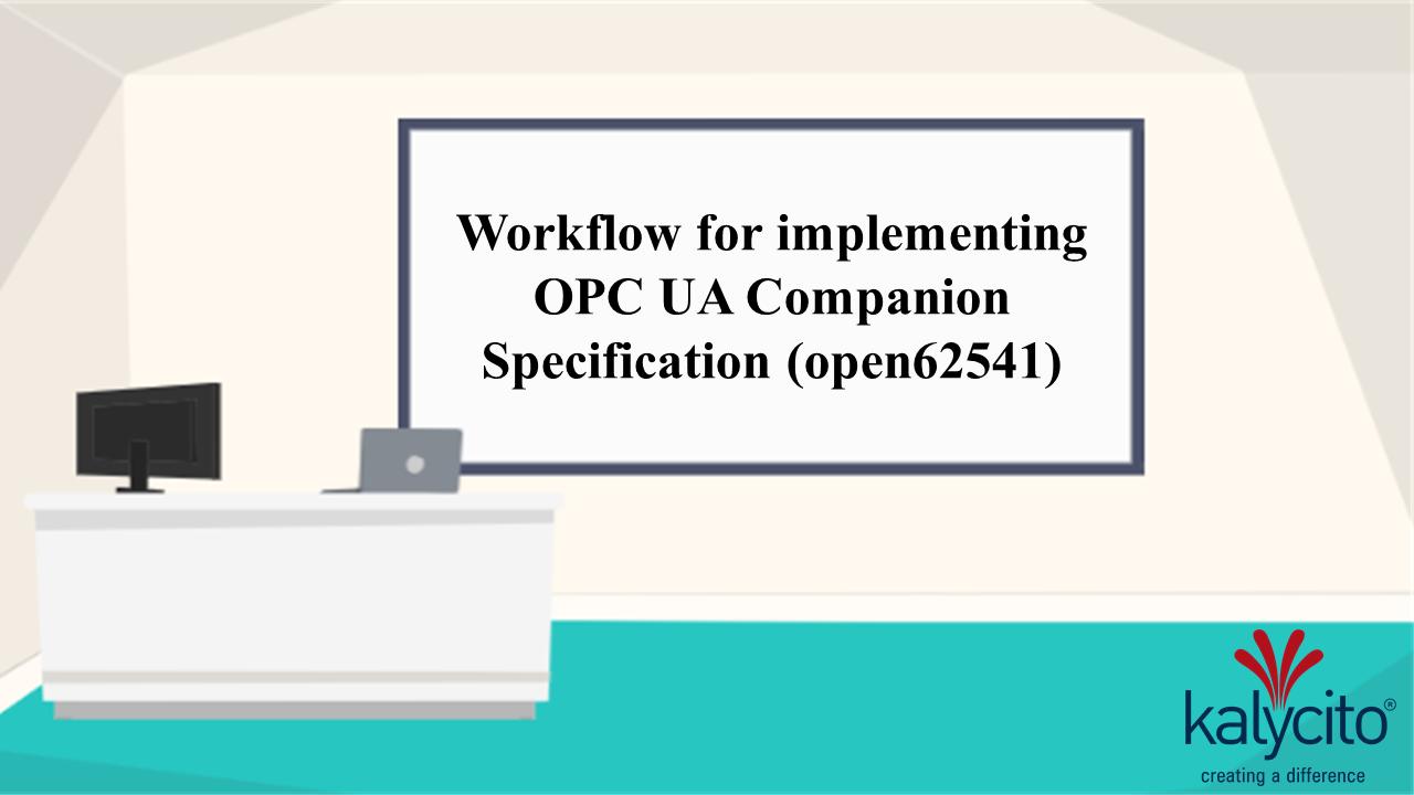 OPC UA Companion Specification