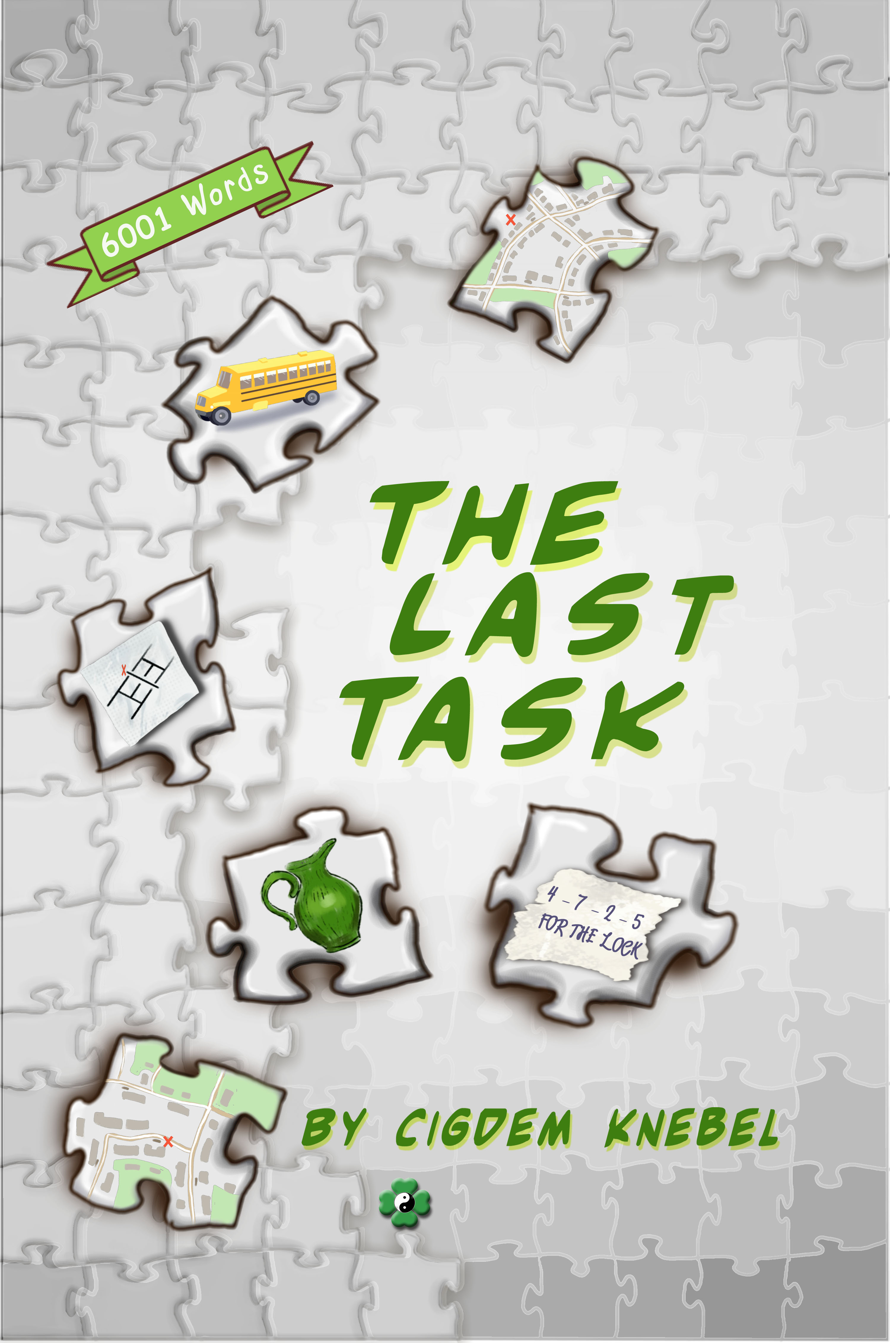 The Last Task - Simple Words Books