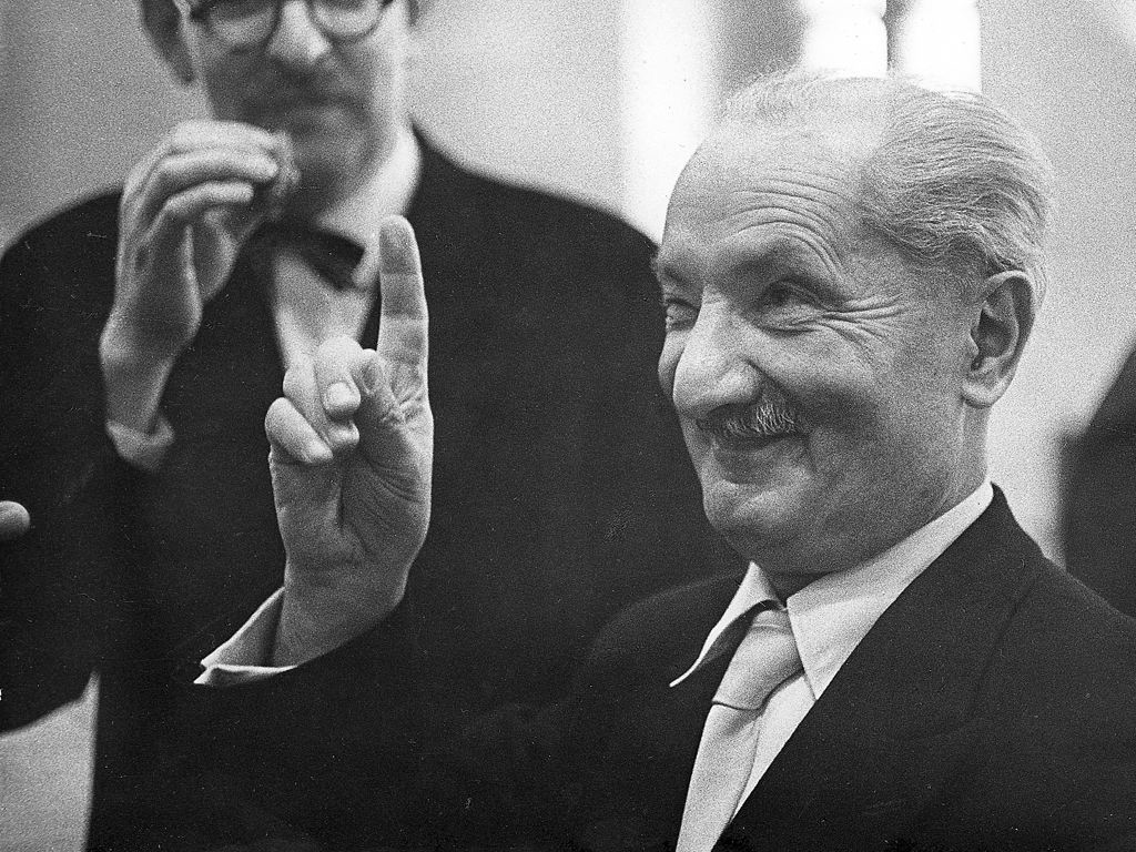 heidegger the question of being