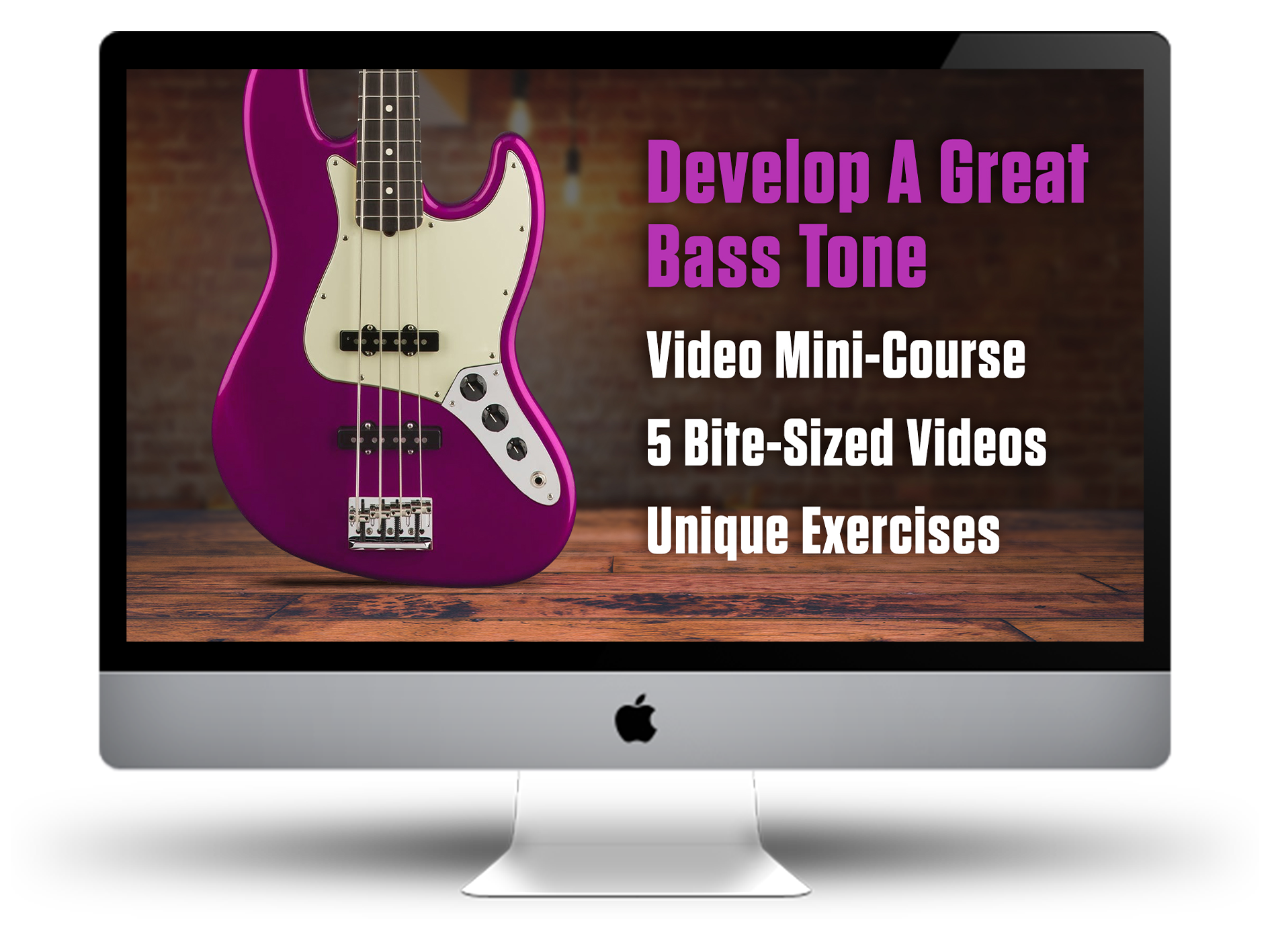 how to get a great sounding bass tone video masterclass