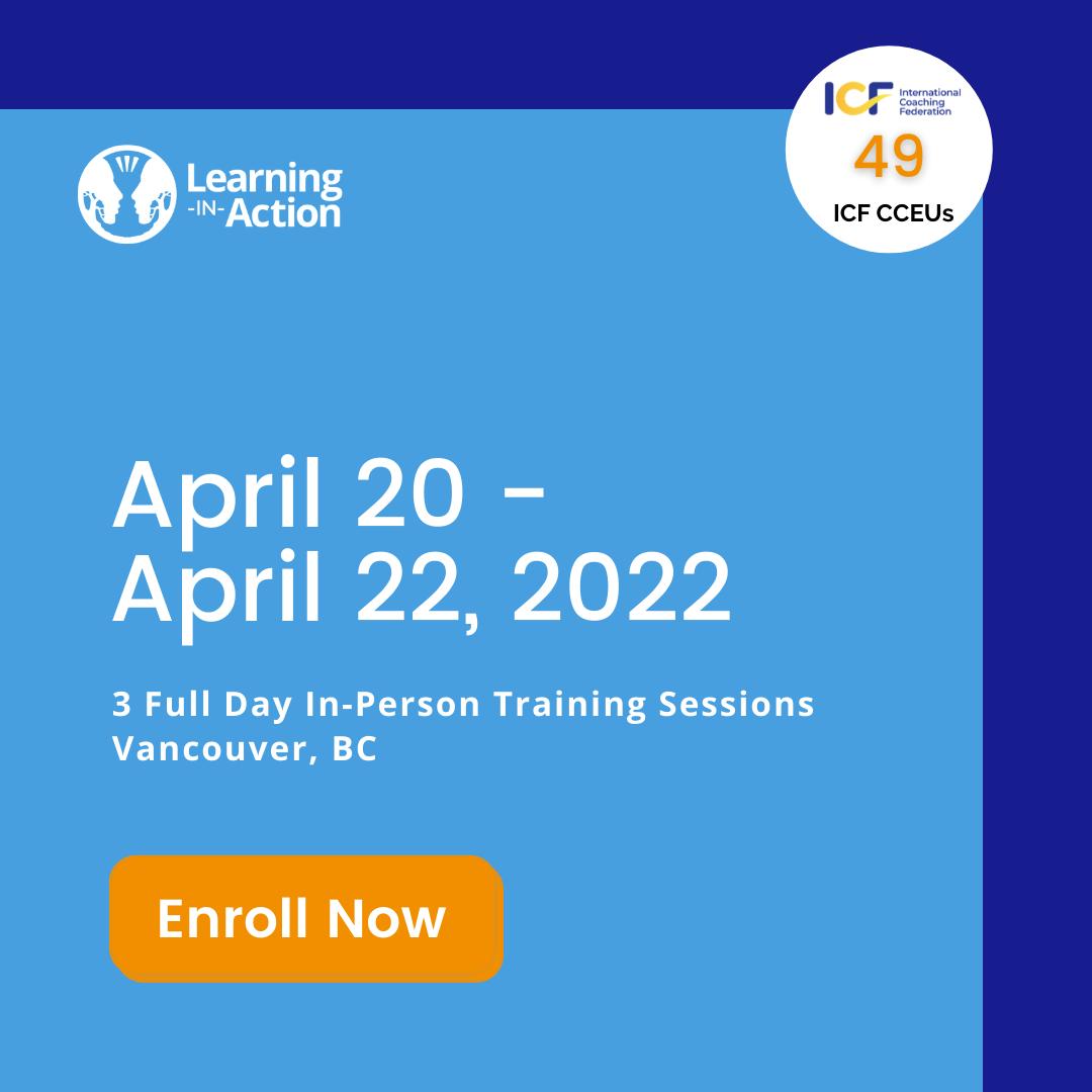 April 2022 Cohort