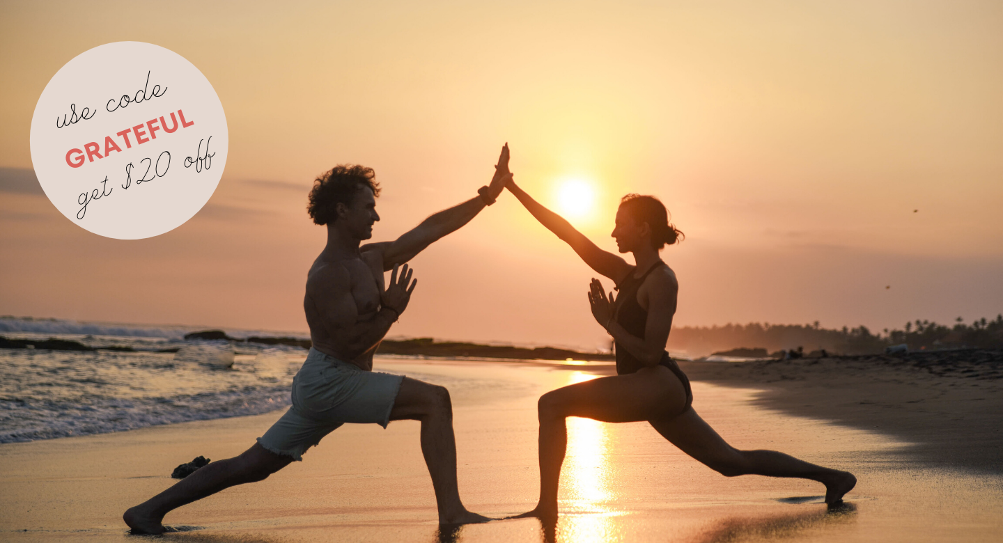 blissology project happiness yoga meditation in January 2021