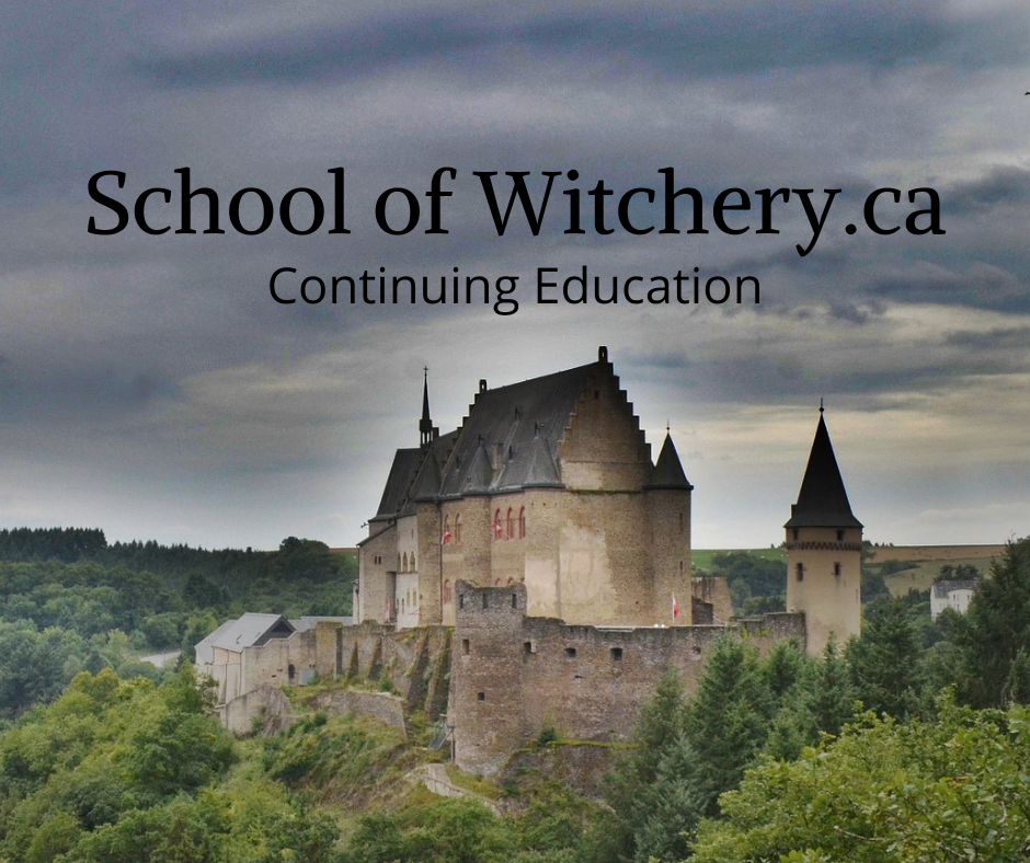 School of Witchery Canada Learn Witch craft