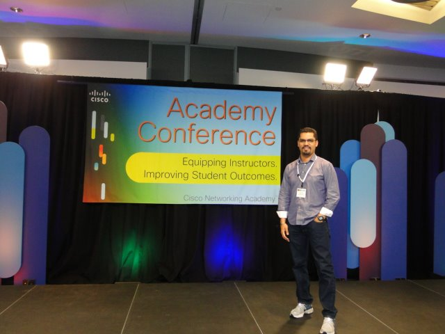 Cisco Academy Conference, USA - Jesus Espinoza - The House of Routing