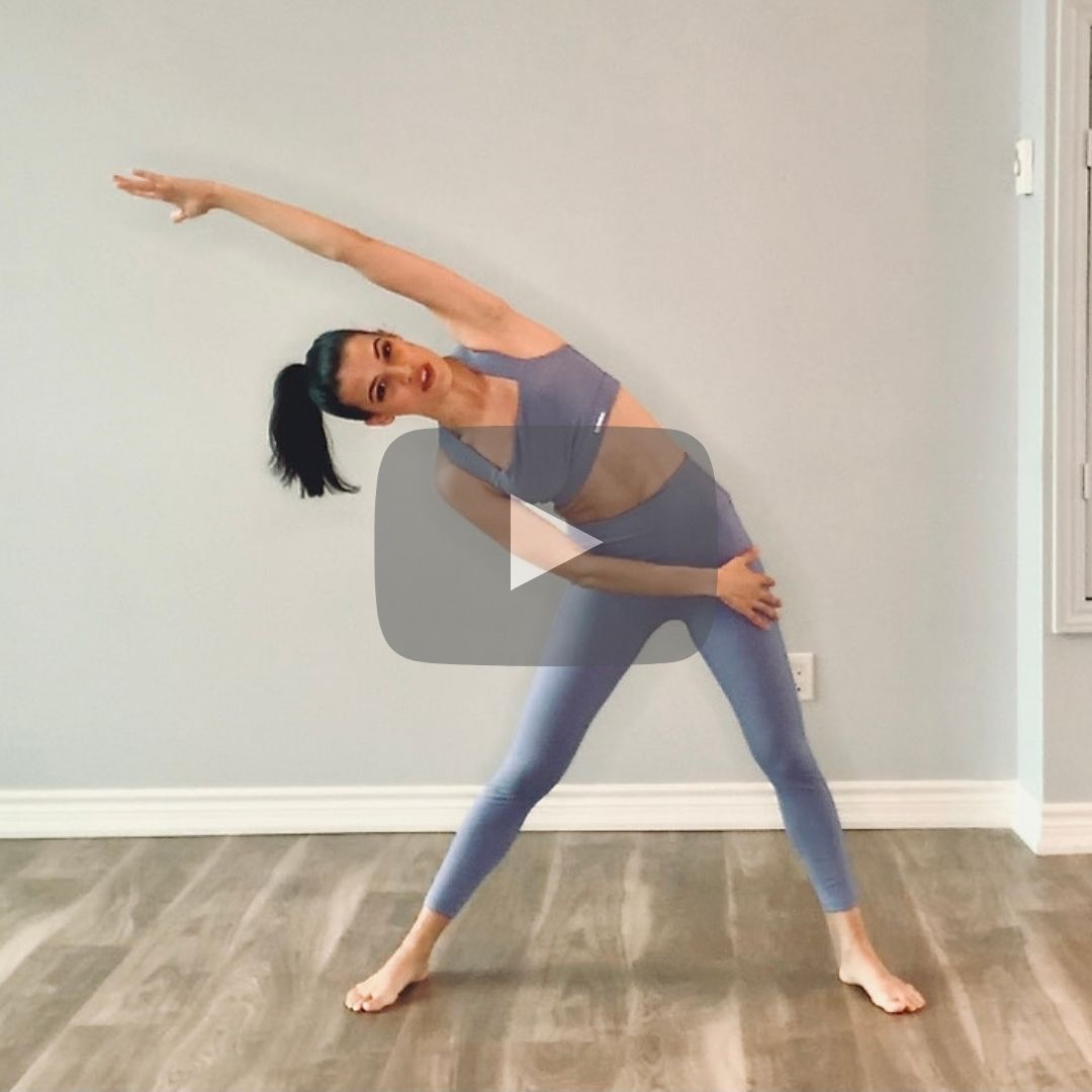 Full Body Stretch and Warm Up