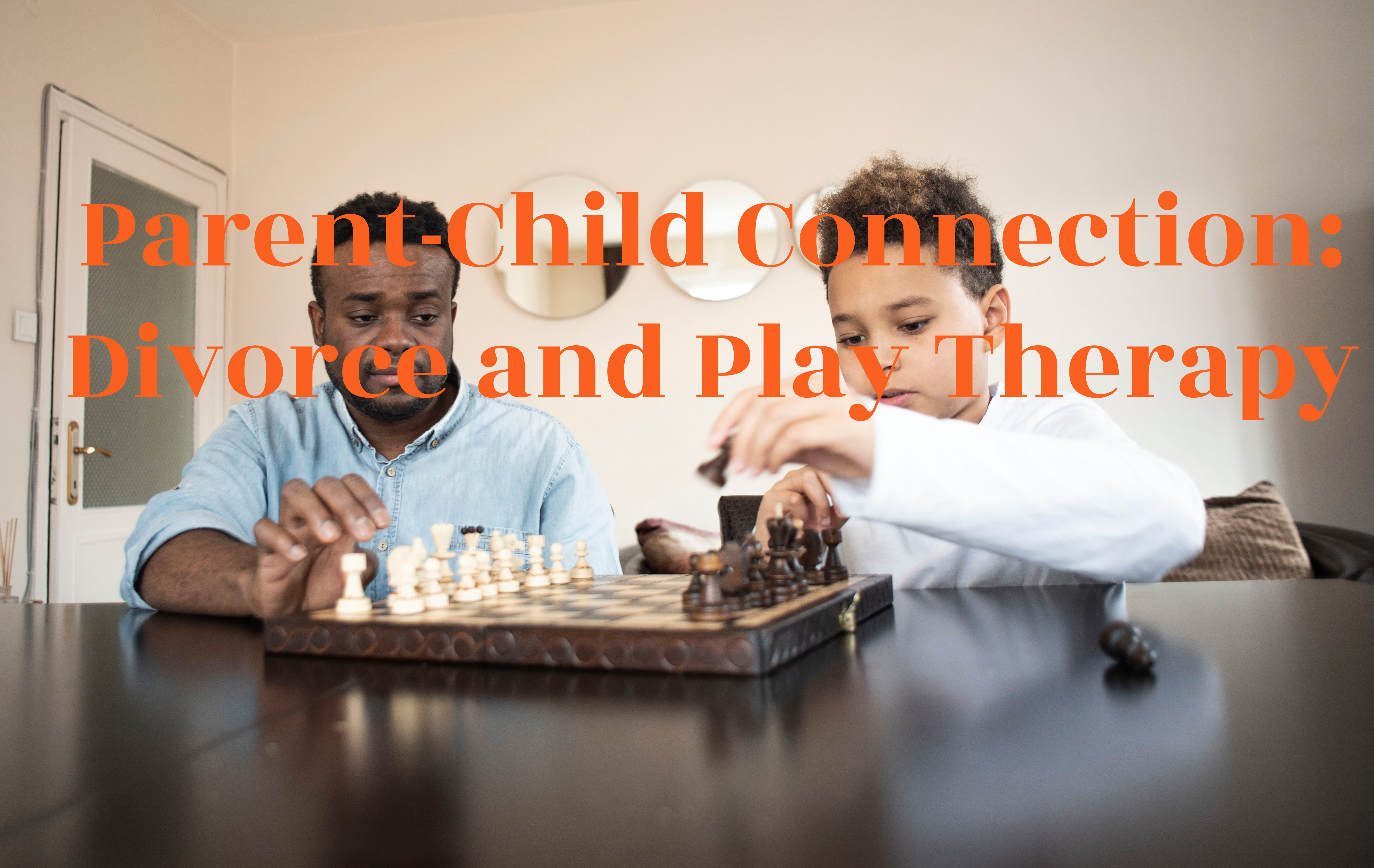 Divorce and play therapy