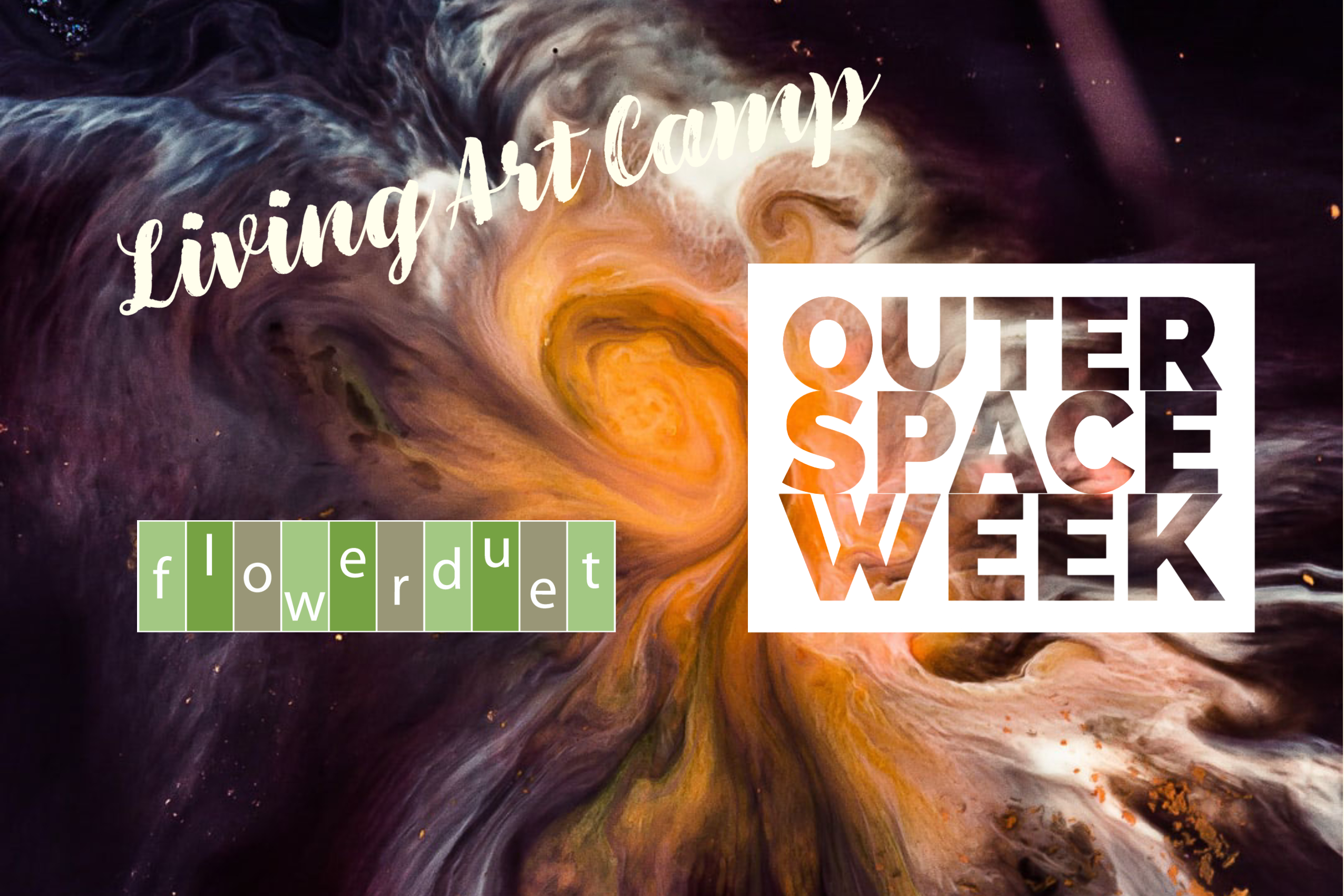 Outer Space Week Camp