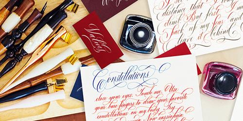 Modern Calligraphy by Souldeelight