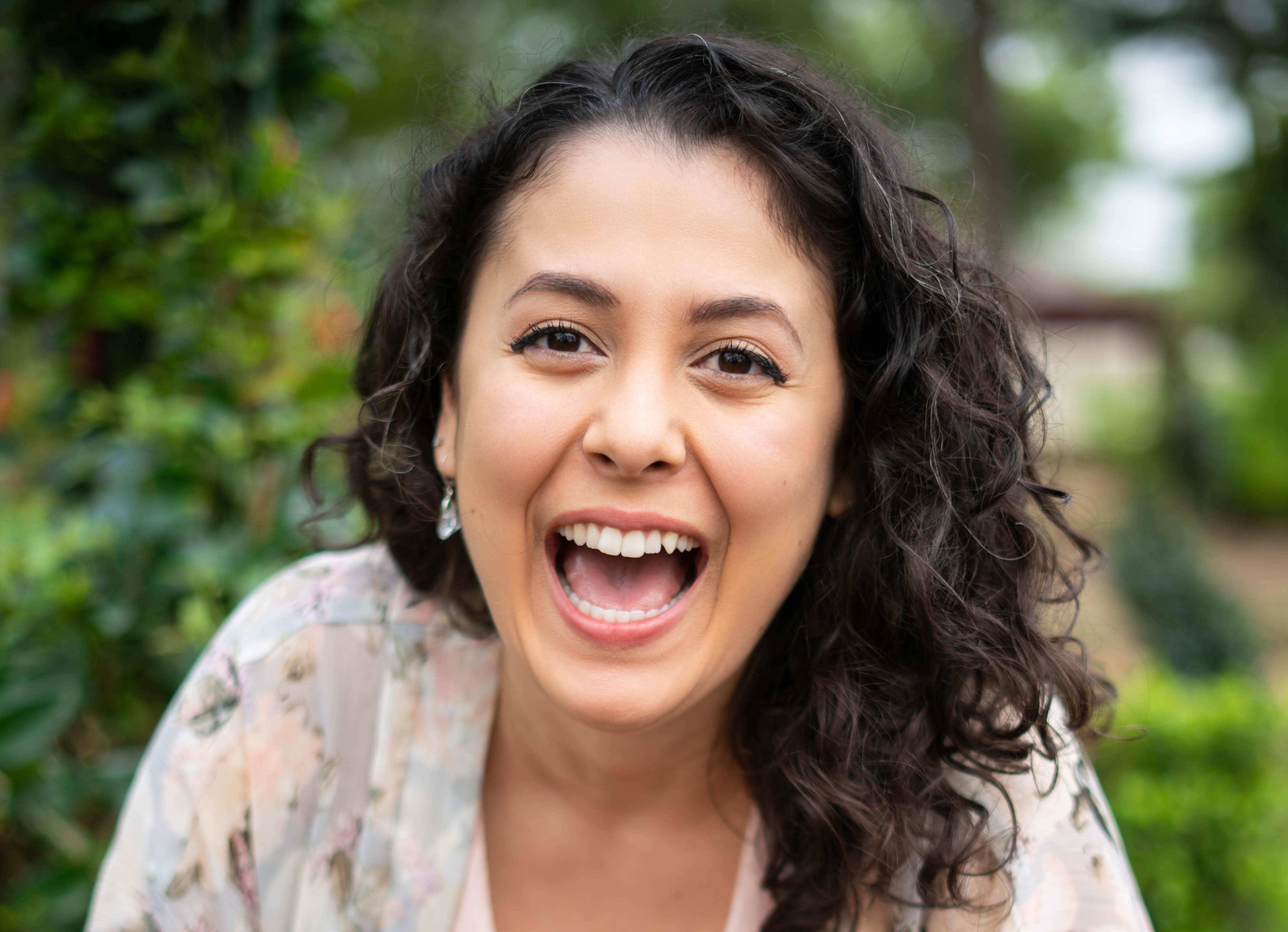 Nina L. Garcia, Drama Therapist