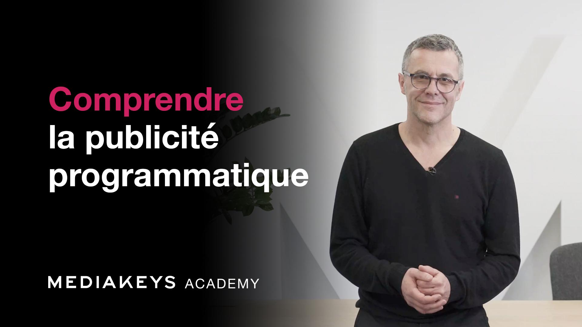 Mediakeys academy, module 1